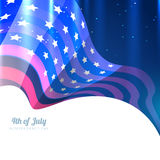 American 4th of july Royalty Free Stock Photos