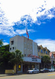 American Theater, Charleston, SC. Stock Photography