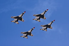American Thunderbirds Royalty Free Stock Photography