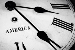 American time Stock Images