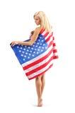 American tiptoe Stock Photos