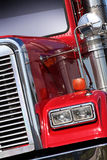 American Truck Royalty Free Stock Images