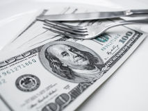 American US dollars Stock Images