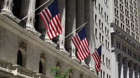 American Or Us Flags Stock Photos