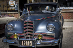 American vintage car 1946 Stock Photo