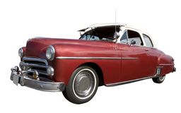 American Vintage Car Royalty Free Stock Photo