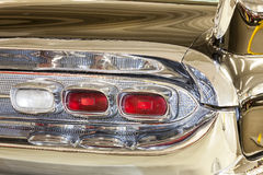 American Vintage Car Royalty Free Stock Photos