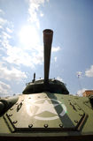 American Vintage Military Tank Stock Photos