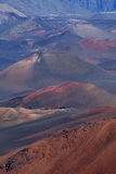 American volcanic scenery Royalty Free Stock Images