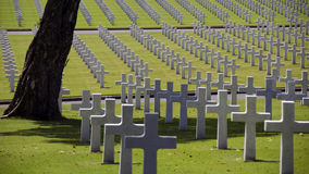 American war graves Stock Photography