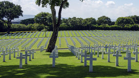 American war graves Stock Image