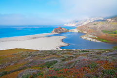 American West Coast California landscape. Royalty Free Stock Photos