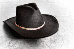 American West Rodeo Cowboy Hat Royalty Free Stock Photography