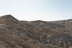 American western desert plains landscape, Oregon royalty free stock photography