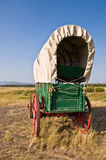American western wagon Stock Photography