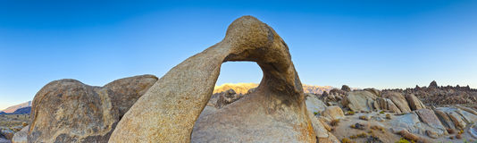 American Wilderness, Alabama Hills, California Stock Images