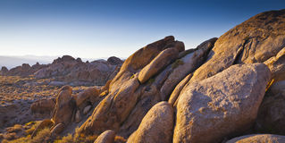American Wilderness, Alabama Hills, California Stock Photography