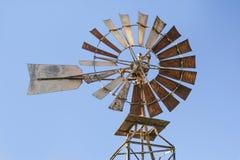 American windmill Stock Photo