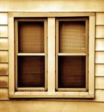 American window Stock Image