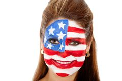 American woman Stock Photography