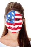 American woman Royalty Free Stock Images