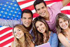 American youth Royalty Free Stock Photo