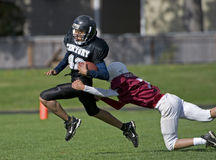 Free American Youth Football Tackle Royalty Free Stock Photography - 11550257