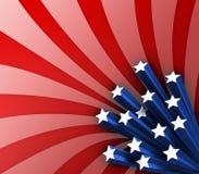 Americana Immagine Stock Libera da Diritti