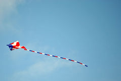 Americana Kite Stock Photo