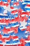 Americana nowożytna grafika Zdjęcia Stock