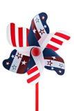 Americana Pinwheel Royalty Free Stock Image