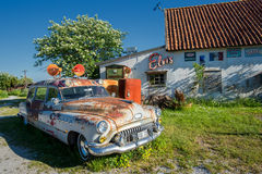 Americana in Sweden Stock Images