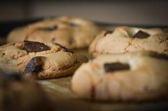 Americancookies 库存图片
