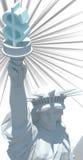 Americanismo Ilustración del Vector