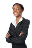 Americano africano novo imagem de stock