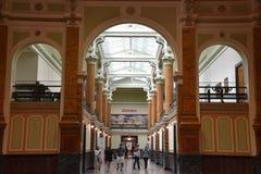 Americano Art Museum de Smithsonian fotografia de stock