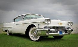 Americano Cadillac Imagen de archivo libre de regalías