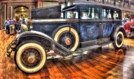 Americano Cadillac de los años 20 del vintage Foto de archivo libre de regalías