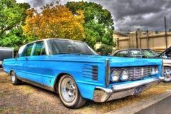 Americano clásico Ford Mercury Parklane de los años 60 Imagen de archivo libre de regalías