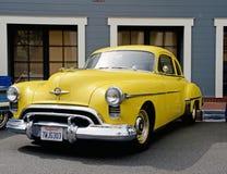 Americano clássico Oldsmobile Fotografia de Stock