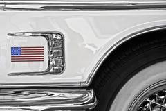 Americano classico Fotografie Stock Libere da Diritti