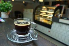 Americano Coffee stock images