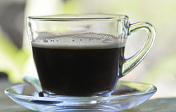 Americano coffee Stock Photography