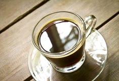 Americano de café Image stock