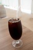 Americano de café de glace Image libre de droits