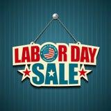 Americano di Festa del Lavoro Immagini Stock Libere da Diritti