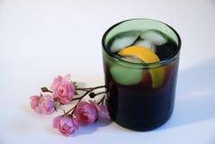 Americano do cocktail Fotos de Stock Royalty Free