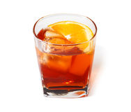 Americano drink Royaltyfria Bilder