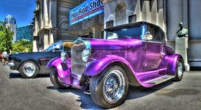Americano Ford de la vendimia Fotos de archivo libres de regalías