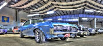 americano Ford Mercury Cougar de los años 60 Fotografía de archivo